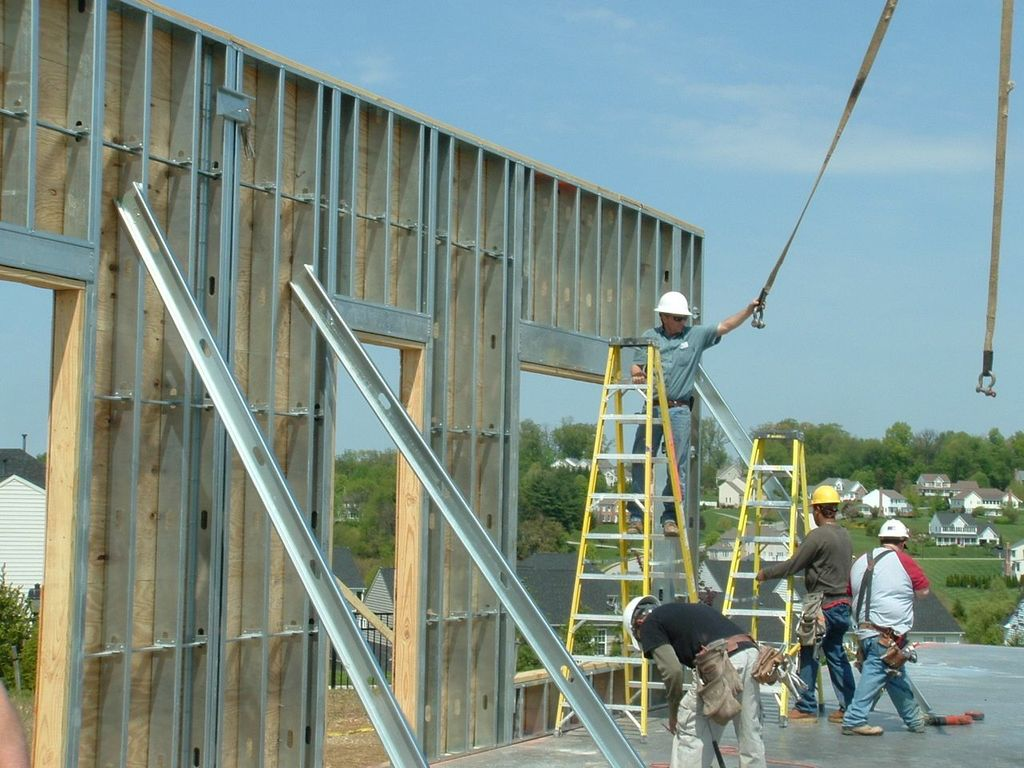 if metal framing is not the best option for your project we will say so contact us today and lets discuss your project