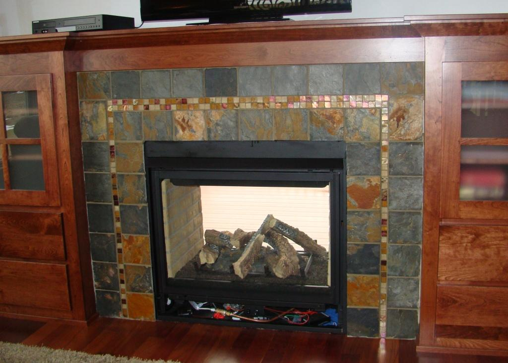 Tile Fireplaces