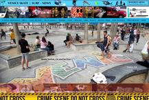 venice skateboarding, skatepark news, local media