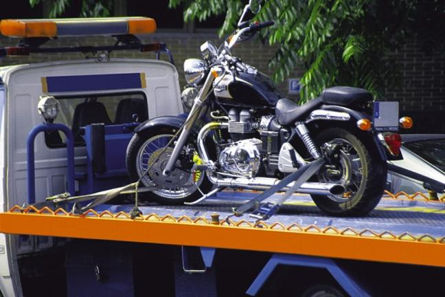 Motorcycle Towing Services and Cost Omaha, NE | 724 Towing Service Omaha