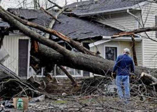 Storm Damage Company and Services in McAllen TX