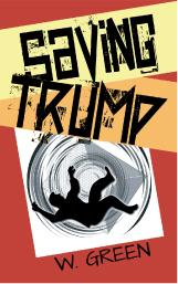 Saving Trump book Amazon
