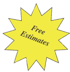 Free Estimate graphic