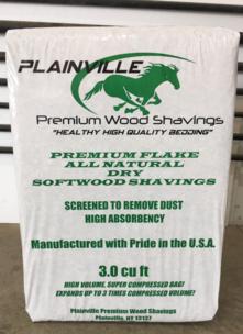 Plainville Premium Wood Shavings