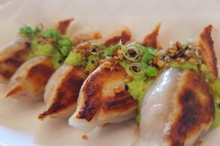 best vegetable dumplings