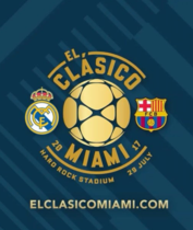 Miami events; Soccer; Football; El Clasico; International Champions Cup