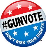 #GunVote - Don't Risk Your Rights