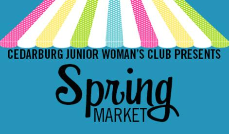 2019 Cedarburg Spring Market