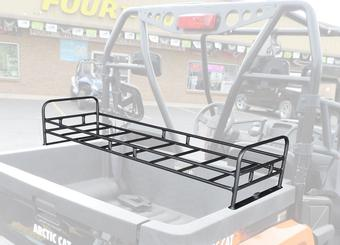 Arctic Cat Prowler Hunting Rack