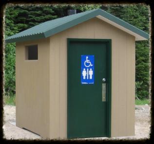 Toilet Buildings