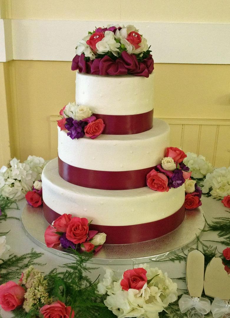 Wedding Cakes, Wedding Cake Design - Cakes By Paula - Bridgewater ...