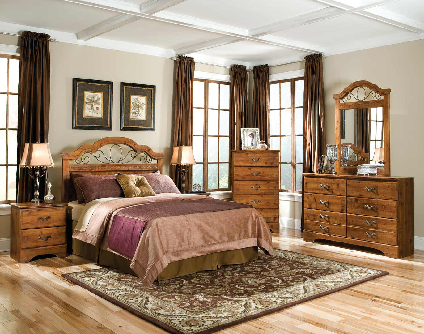 Marseille Bedroom Furniture Bedrooms