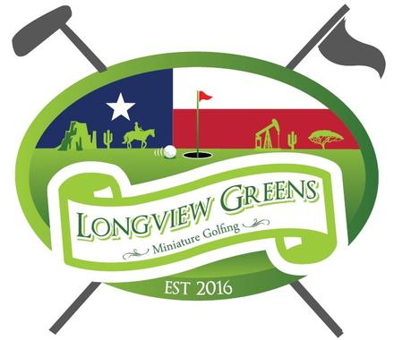 Longview Greens Minature Golfing EST 2016
