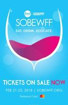 South Beach Wine and Food Festival; Miami Beach; Eat Drink Educate