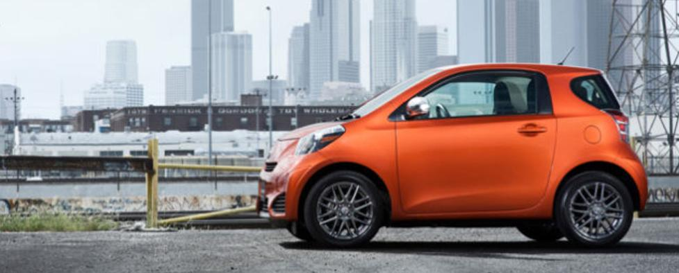 Scion IQ Repair
