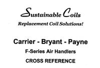 Carrier & ICP F-Series | Sustainable Coils