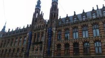 Amsterdam Şehir Notları