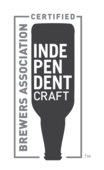 The Brewer's Assciations's Independent Craft Label. This label denoted that we are an independent brewery. Links to the BA's website.