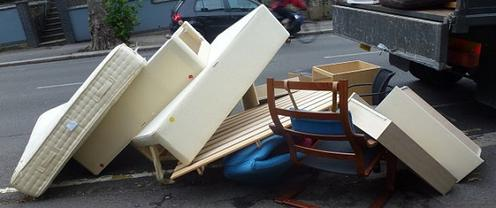 Junk Unwanted Old Furniture Removal Omaha