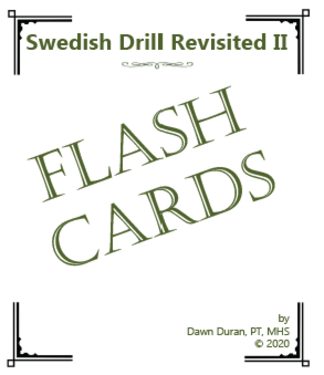 Swedish Drill Revisited II Flash Cards