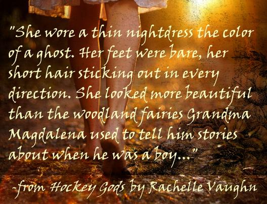 Hockey Gods by Rachelle Vaughn game of thrones inspired romance book quote
