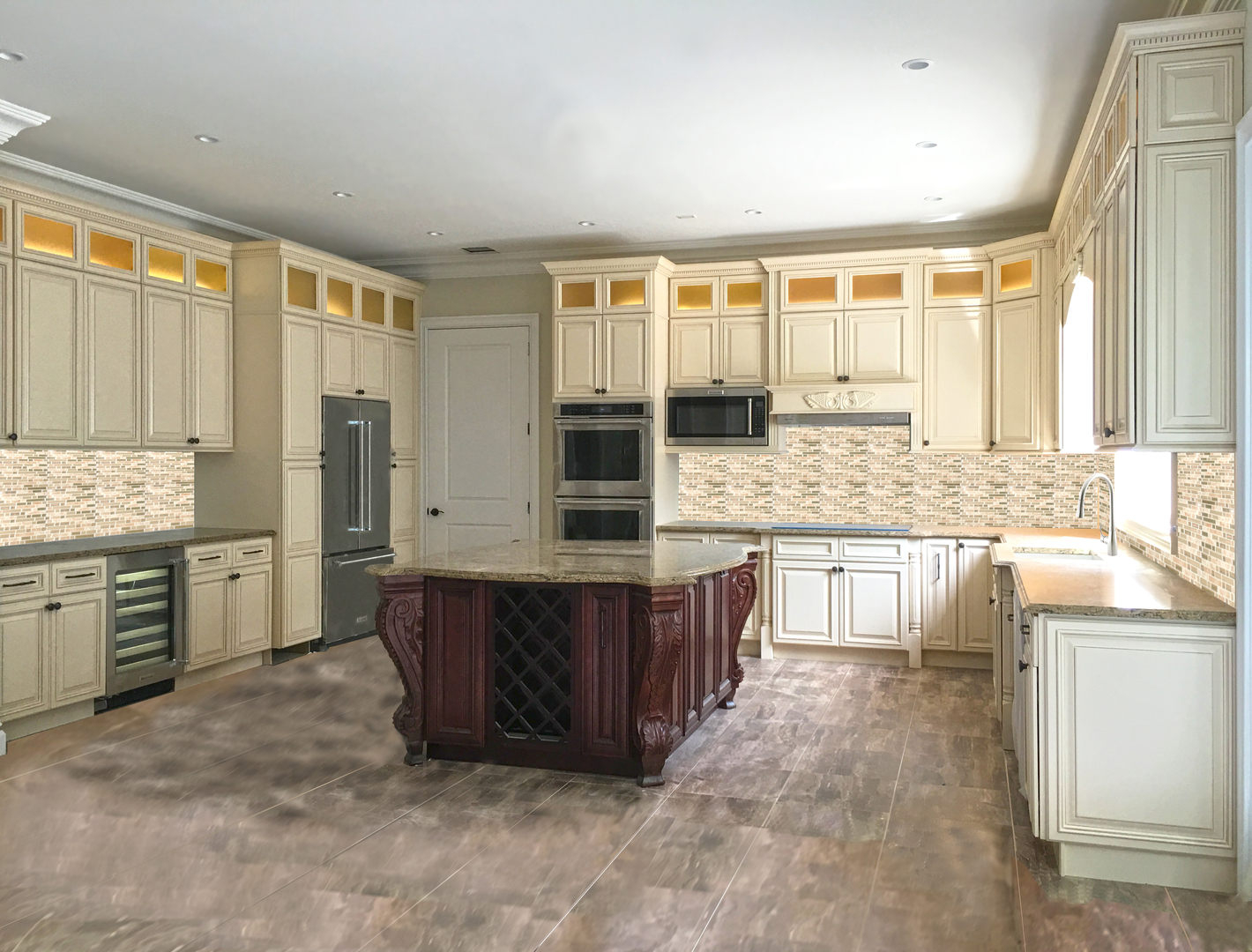 Kitchen cabinets in flushing ny -  Wholesale Retail