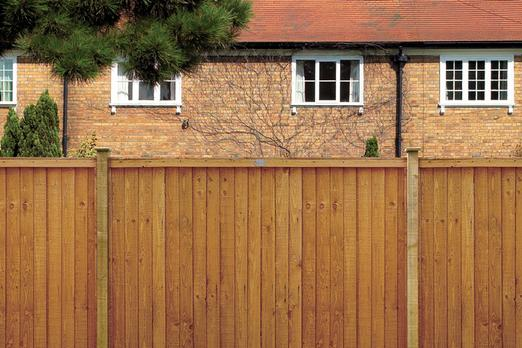 WOOD FENCE CONTRACTOR SERVICE FIRTH