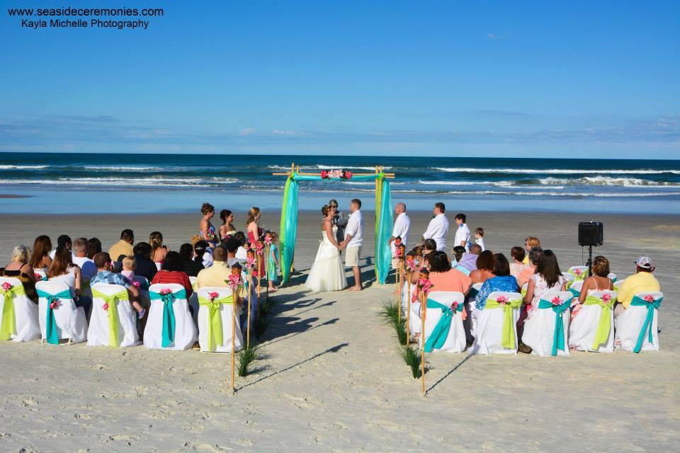 Elite Beach Weddings Home