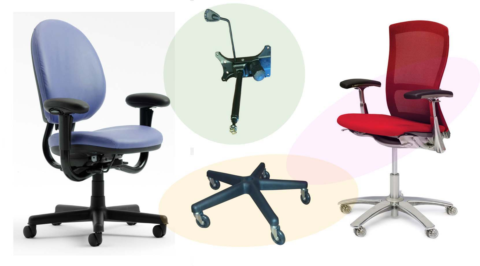 Broken office chair repair in Manhattan Brooklyn Queens Nassau and Suffolk