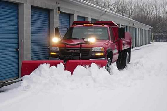 SNOW PLOWING SERVICES FOR BUSINESSES IN WAVERLY NEBRASKA