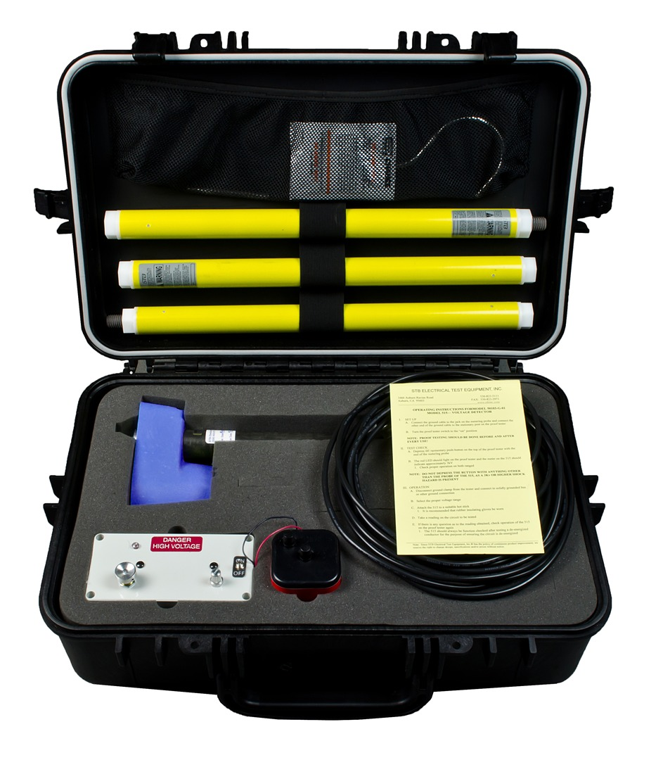 Drain Testing Equipment Stb Electrical Test Equipment