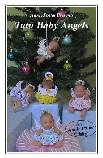 Crochet Baby Angels pattern
