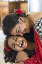 best_mother_and_daughter_family_portraiture_kolkata