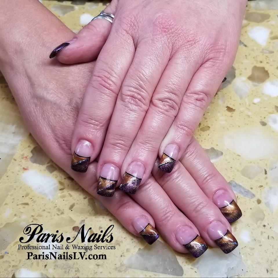 Paris Nails Lv Home