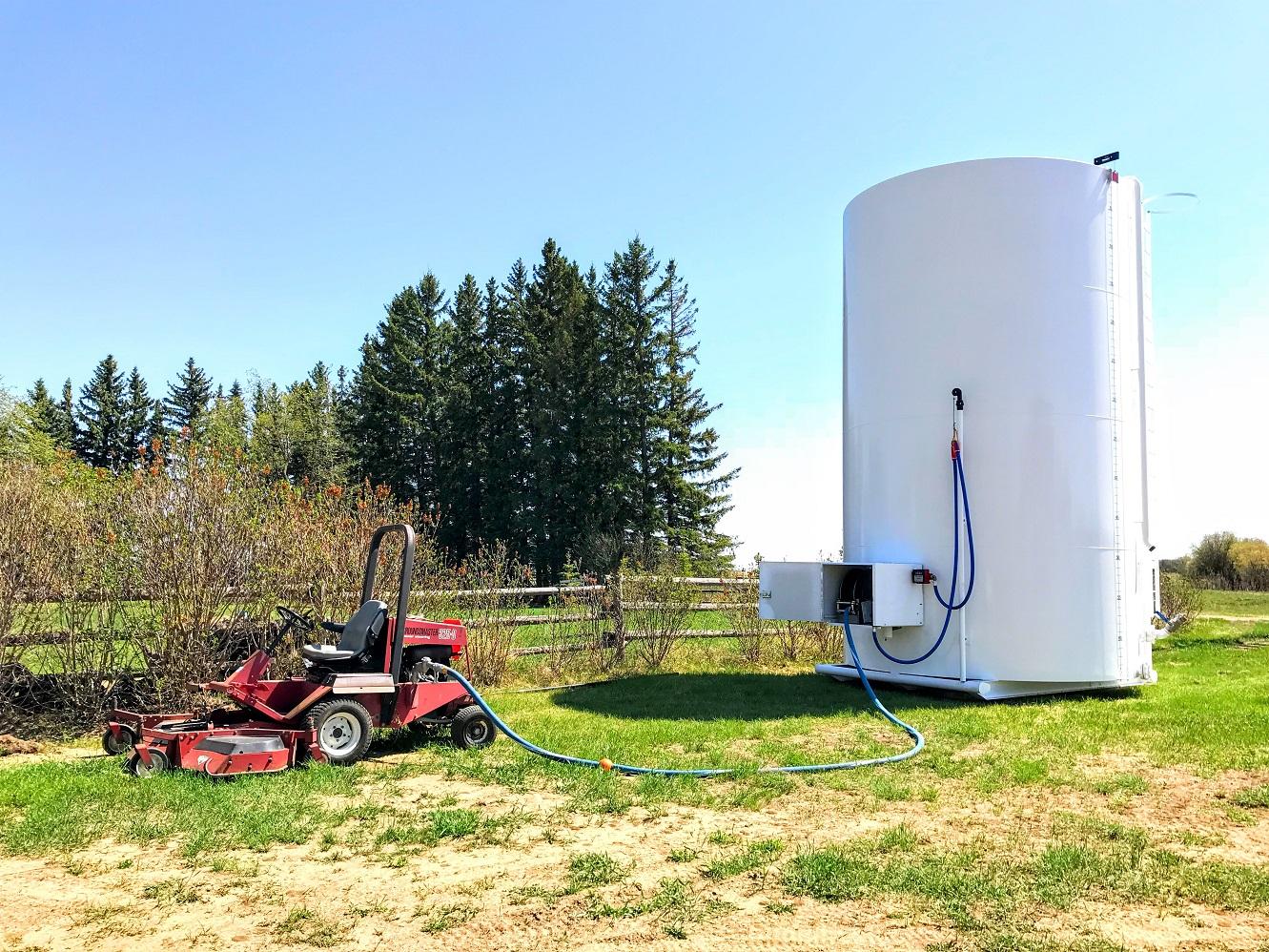 ulc on farm fuel tanks