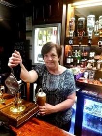 Julie Waterhouse Landlady Rose and Crown Ramsbottom