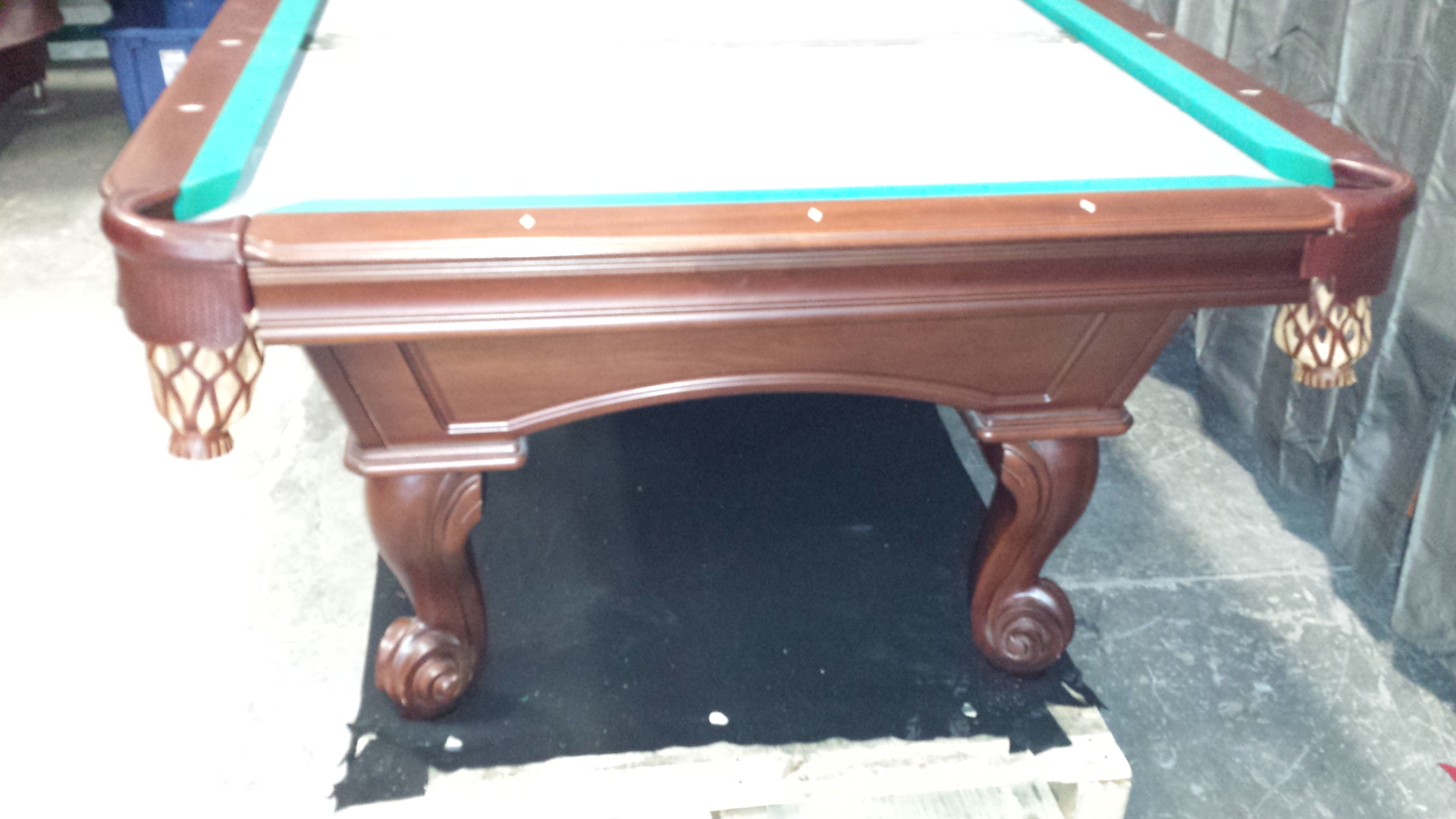 up delivery set zoom thumbnail to image pre owned sold immediate tables on click preowned pool olhausen table