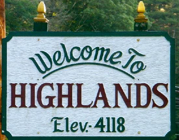 Highlands NC, Sapphire Valley Resort, High South Adventures