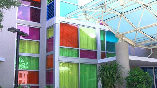 Solar Graphics window films care after installation picture image