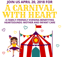 A Carnival With Heart, Heartsounds, Postpartum Doula Tucson