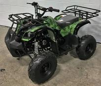 Coolster 125cc ATV 3125-R and 3125-XR8U Colors
