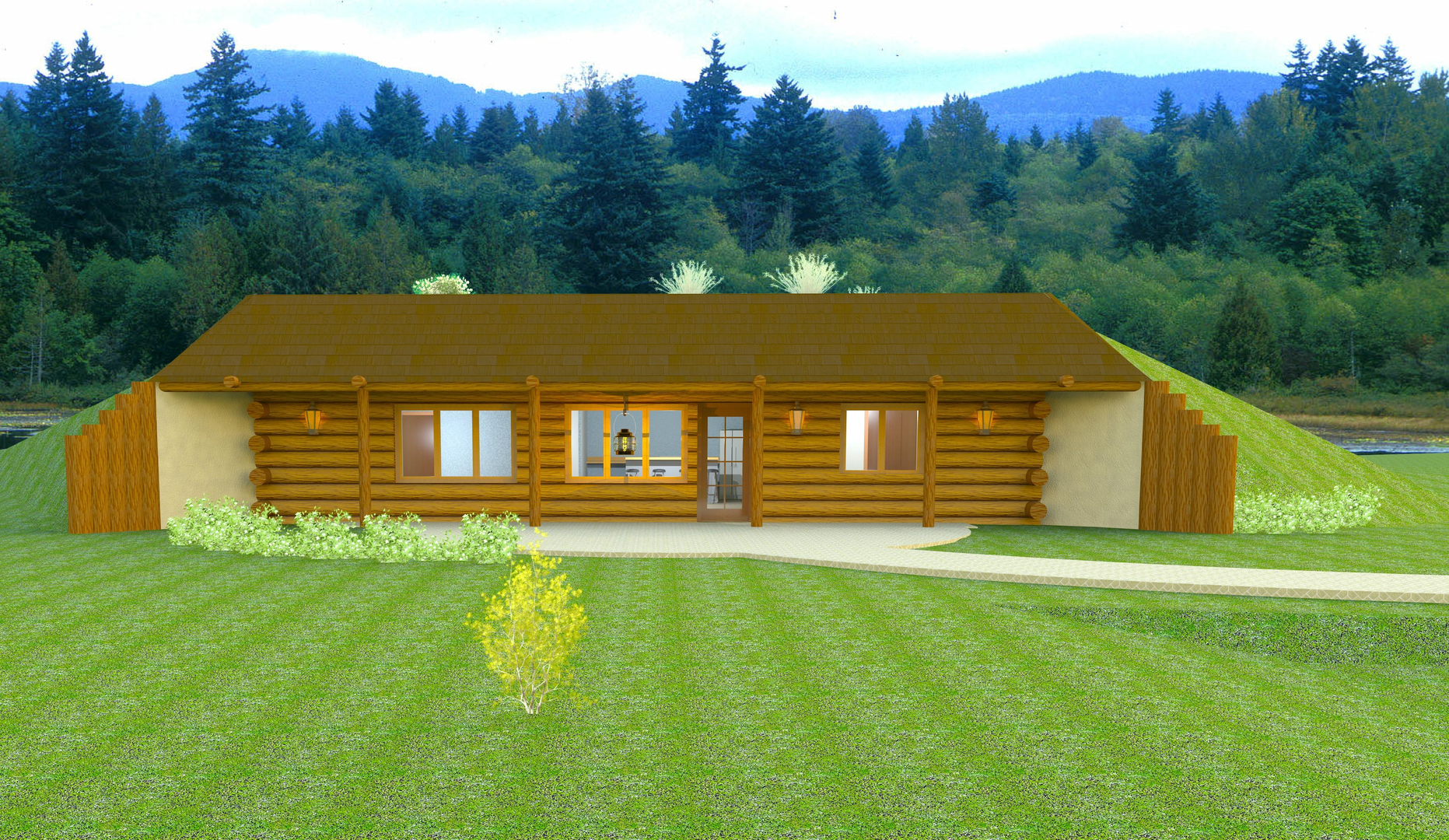 earth contact home designs home and landscaping design