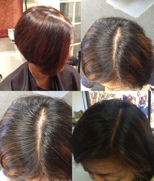 Organic Hair Color Dye For Natural Hair Coloring - Hairstyle colour photo
