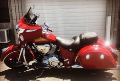 Indian Motorcycle Service