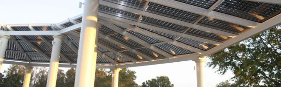 Solar Patio Cover, Custom Solar Framing System, Energy Efficient ...