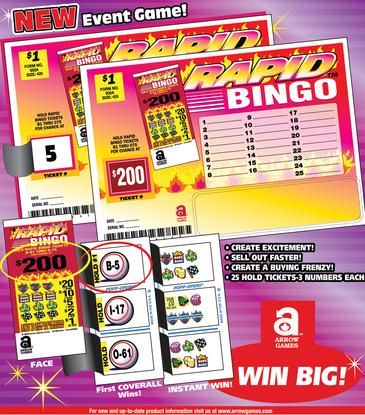 Bingo Red Deer