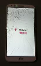 LG G2 Broken Screen