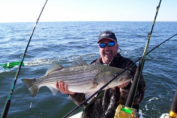 Chesapeake bay light tackle fishing guide zion charters for Chesapeake charter fishing