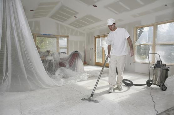 CONSTRUCTION CLEANUP SERVICE FROM MGM Household Services
