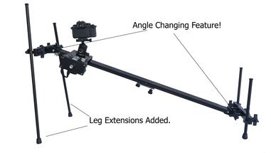 This is a 48 inch Camera motorized slider, with time Lapse Features, speed and position control. Great with dslrs, camcorders and cameras weighing up to 7 pounds.